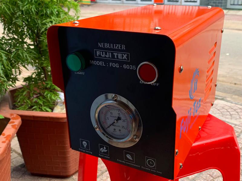 Địa chỉ cung cấp máy phun sương FUJITEX FOG 6035 giá rẻ tại TPHCM