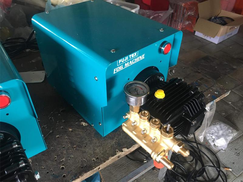 Ưu điểm của máy phun sương FUJITEX FOG Machine F1711