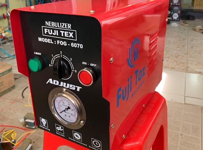 Địa chỉ mua máy phun sương giá rẻ tại TPHCM