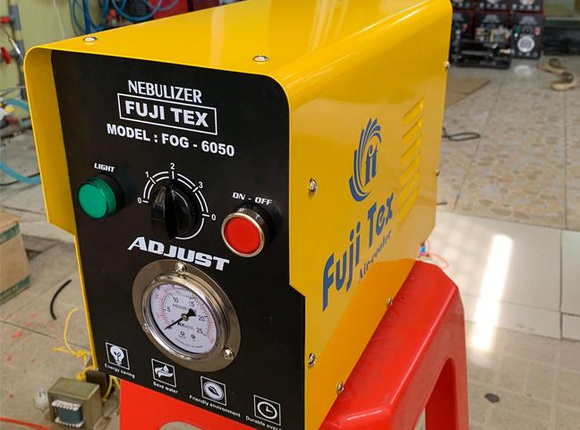 Cách sử dụng máy phun sương hiệu quả