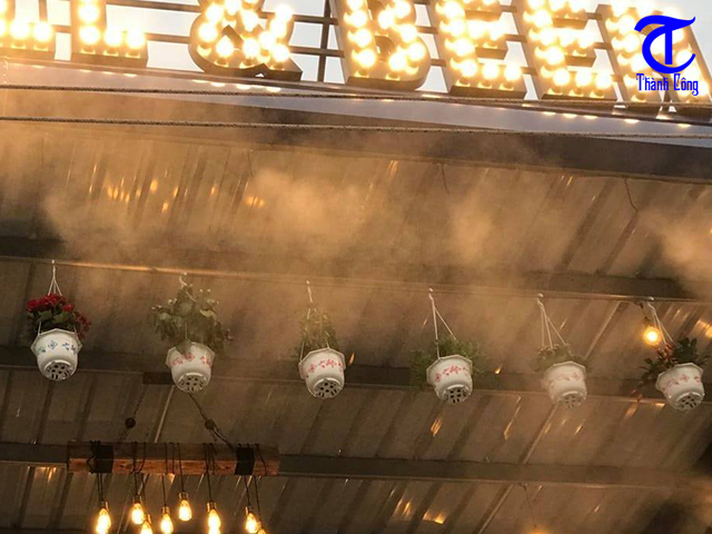 Lắp máy phun sương tại Quận 3 chính hãng, giá tốt