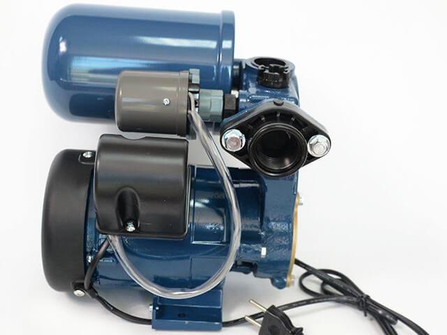 các loại máy bơm nước tăng áp