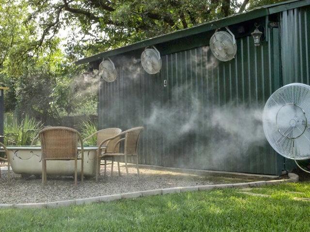 máy phun sương tạo ẩm uy tín