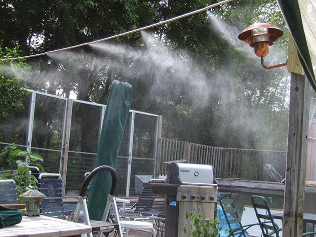 lý do nên sử dụng máy phun sương tạo ẩm
